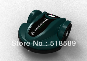 Automatic Robot Lawn Mower/robot grass have a function for setting time schedule