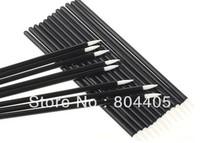 100pcs/ lot,   black disposable eyeliner brush,  lipstick brush