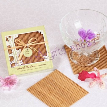 Free Shipping 200pcs=50box birthday gifts ideas,wedding favors ideas coasters BETER-BD023 http://Shanghai-Beter.taobao.com