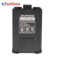 Portable BAOFENG uv5r 7.4V 1800mAh Li-ion Battery for Dual Band Two Way Radio Interphone Transceiver Walkie Talkie