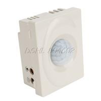 New 12V IR Infrared Motion Sensor Automatic Light Lamp Switch Energy Saving