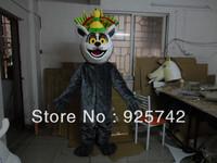 Madagascar king julian mascot adult king julian costume