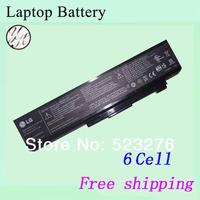 Hot sale Original  Laptop battery for LG R380  RB380
