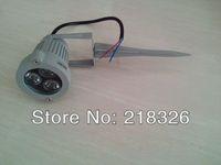 3W LED Garden Light,   Outdoor Spot Lamp, AC85~265V Input, Waterproof IP65