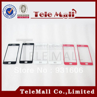 Free Shipping ! Wholesale Mix color Front Outer LCD Touch Screen Lens Top Glass for Samsung Galaxy S2 II i9100 WilSTM910000008