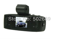 "New 100% Original Full HD 1080P GS1000 1.5"" LCD Vehicle Recorder With G-Sensor 4 IR Light Free Shipping+Retail Box (H-10)"
