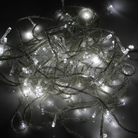 White 220V 30M 300 LED String Fairy Lights Christmas wedding Party light