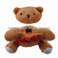 Plush Toy  usb flash drive  8GB Gift usb flash memory  20PCS/LOT