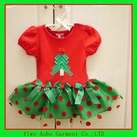 Christmas for children / baby dresses girl clothing girls dresses kids dress party short child princess dress