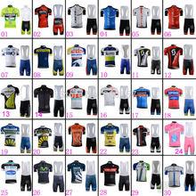30 style Outdoor Road Bicycle ropa ciclismo Cycling Clothing Jersey Bib Shorts maillot Cycling jersey bicycle +BIB shorts (China (Mainland))