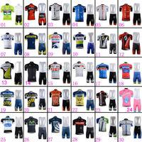 30 style Outdoor Road Bicycle ropa ciclismo Cycling Clothing Jersey Bib Shorts maillot Cycling jersey bicycle +BIB shorts