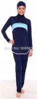 2014 New Design Swimwear New Arrivals Women Muslim Swimwear Swimsuits Plus sizes XXXL