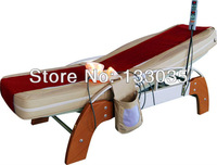 SPECIAL OFFER!!!Free Shipping Shiatsu massage bed thermal jade massager thermal table back massager