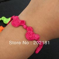 Free shipping Hot Selling 100% Good Quality MiK mouse Bracelet italian lace hand band italy lace bracelet italian
