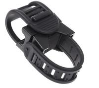 Free Shipping 10pcs/lot Black Cycling Bike Bicycle Front light Clip Rotational Flashlight Holder Torch Bracket