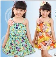 Floral dress clothing entity shop run supply chiffon dress wholesale genuine free shipping