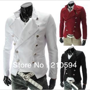 [해외]2013 새로운 스타일의 패션과 바람을 두 번 가슴 메트로 섹슈..