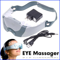2013 New Mask Migraine DC Electric Care Forehead Eye Massager with Free shipping
