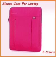 "High Quality POP Fashion Brand Protecter Sleeve Case Bag For Laptop 10"",12"",14"" For Notebook ipad Tablet, 5 Color.Drop,Free Ship"