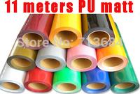 11 meters Heat press PU vinyl from Korea