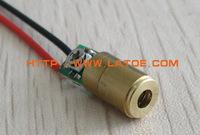 6mm 5mw Industrial laser modules.