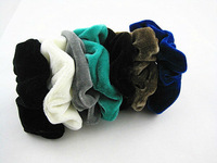 (5 pieces/lot) 6 Colours Choice Girl/Women's Accessories Ponytail Holder Hairbands