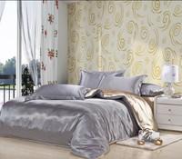 Free Shipping satin silk textile cotton quilt cotton marriage celebration bedding denim bedding deals Sacrifice promotion modern