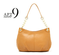 Clearance Sale,High Quality Pleated PU Shoulder Bag,Hobo,Free Shipping