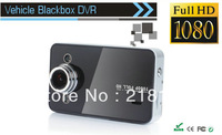 K6000  Car DVR Cam Recorder with Night vision +2.7inch panel without HD cable