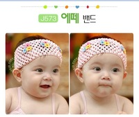 Wholesale Little flower baby headband female  child hair bands accessory  accessories