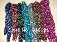 Wholesale Fashion ladies dragonfly scarf