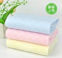 Free shipping (10pcs/lot) 3 layers Ecological cotton baby nappies,colorful new born cloth diaper,wholesale and retail