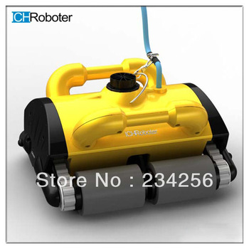 Robotic pool cleaner / swimming pool robot cleaner