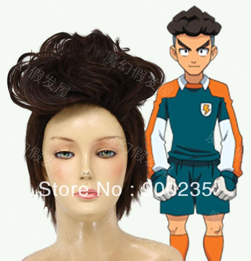 Парик косплей Inazuma парик косплей xuancai 2015 ca1815
