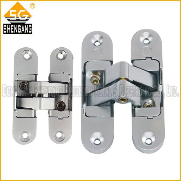 concealed hinge types