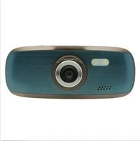 """Blue Color Novatek NT96650 Full HD1080P G1W Car DVR  G-sensor + WDR + H.264 + 1080P 30FPS + G-Sensor + 2.7"""" LCD FreeShipping!"""
