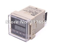 Safe Shipping,Universal ZN48 20V ~ 265V AC-DC  Ditigal Time Relay counter, Timer Relay Delay