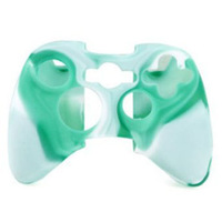 Generic Silicone Gel Controller Skins For Microsoft Xbox 360 Rubber Cover Case