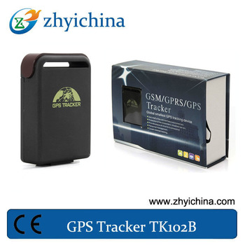 GPS devices support phone tracking +14 languages website tracking+12 month warranty +gps tracking software  tk102 `