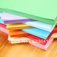 Mini order $10 (mix order) Free shipping A4 handmade paper diy handmade multicolour handmade paper 100 sheets per bag