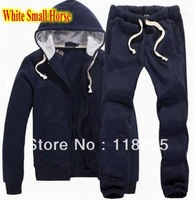 Small Horse Men's Tracksuits Best Quality Cotton Sportsuit Brand Running Tracksuit Hoodies Sports Pants Jackets Drop shipping