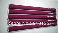 Rubber grip a golf club iron wood 10 per pack sent free IOMIC Color:  Purple