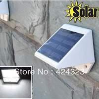 LED Solar fence light solar light solar lamp solar stair lights outdoor lights