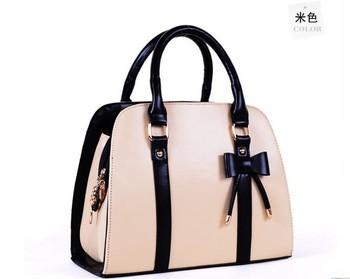 Women handbag famous brand totes designer handbag vintage cowhide genuine leather bags