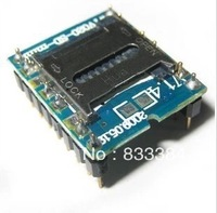 5PCS/LOT WTV020-SD-16P   Mini SD Card MP3 Sound Module For PIC for Arduino WTV020-SD-16P  Free Shipping