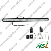 42 Inch 240W Double Row LED Light Bar,Led Offroad Work Light Roof Bar 4WD Truck Boat,LED Flood Light
