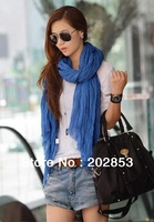 Free Shipping! ladies shawls scarf, can be MUSLIM HIJAB, cotton Drape Fashion patchwork shawls scarf,Multicolor