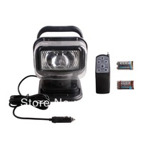 Wholesale HID SPOTLIGHT 360 Degree SPOT LIGHT LAMP SEARCHLIGHT BOAT CAR WIRELESS REMOTE with free shipping