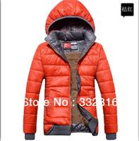 Free shipping women fashion leisure cotton-padded clothes keep warm women's cotton jacket coat