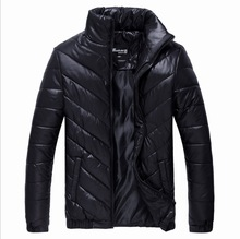 2014 New Arrival Men's Winter Coat Padded Jacket Autumn Winter Out wear Men's Casual Coat, A040(China (Mainland))
